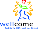 Logo wellcome